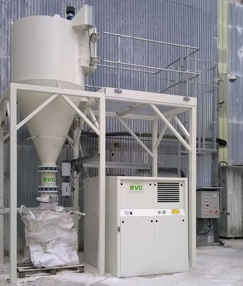 Central Vacuum Cleaning Systems Quirepace Ltd