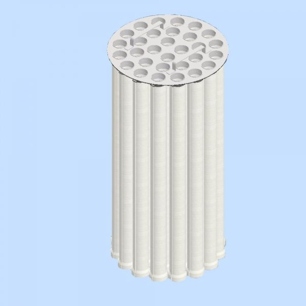 ATEX Filter Assembly C/F A/S (Long)